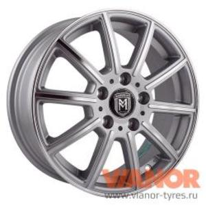 MKW MR-11 6.0x15 5x108 ET52,5 ЦО63.3 AM S
