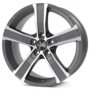 OZ Racing Sahara 8.0x18 5x130 ET43 ЦО71.56 MATT GRAPHITE DIAMOND CUT