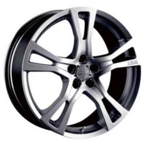 OZ Racing Palladio 7.5x16 5x112 ET45 ЦО75.0 CHRYSTAL TITANIUM