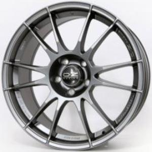 OZ Racing Ultraleggera 8.0x17 5x105 ET40 ЦО75.0 Matt Graphite Silver